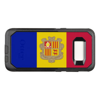 Flag of Andorra Samsung OtterBox Case