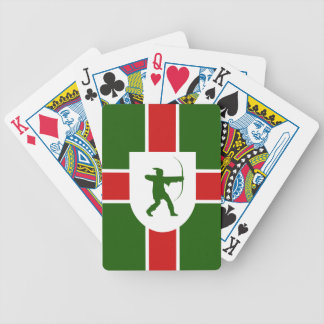 Flag of Anglesey Bicycle Playing Cards