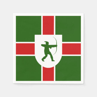 Flag of Anglesey Disposable Napkins