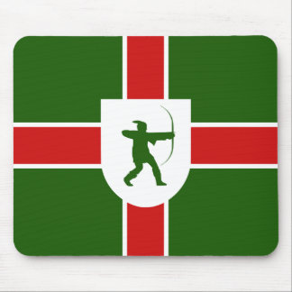 Flag of Anglesey Mouse Pad