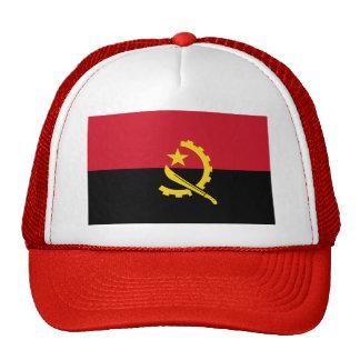 Flag of Angola - Bandeira de Angola Cap