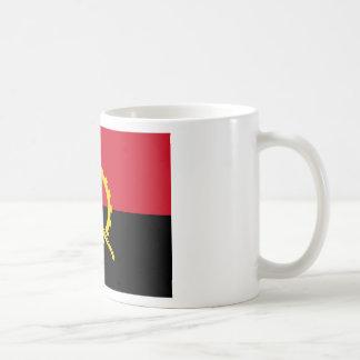 Flag of Angola - Bandeira de Angola Coffee Mug