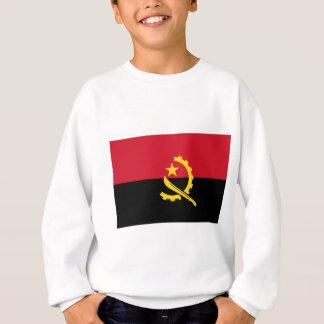 Flag of Angola - Bandeira de Angola Sweatshirt