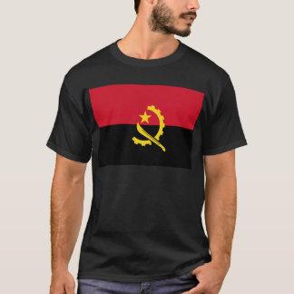 Flag of Angola - Bandeira de Angola T-Shirt