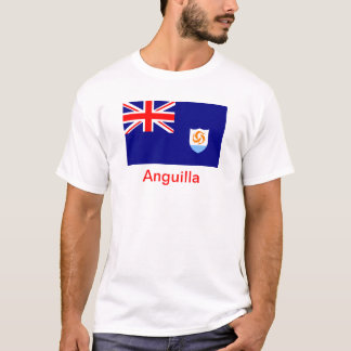 Flag of Anguilla T-Shirt
