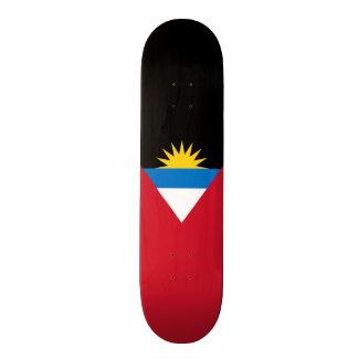 Flag of Antigua and Barbuda Skateboard Deck