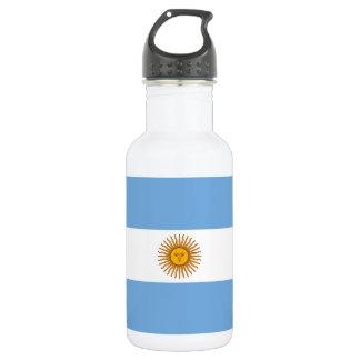Flag of Argentina 532 Ml Water Bottle