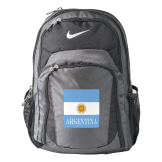Flag of Argentina Backpack
