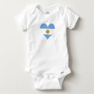 Argentinian Baby Clothes Infant Apparel Zazzle Au