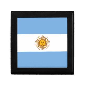 Flag of Argentina - Bandera de Argentina Gift Box