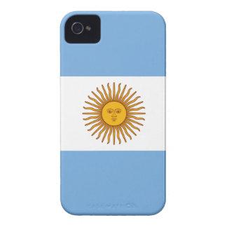 Flag of Argentina - Bandera de Argentina iPhone 4 Case-Mate Cases