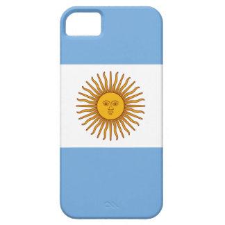 Flag of Argentina - Bandera de Argentina iPhone 5 Cases
