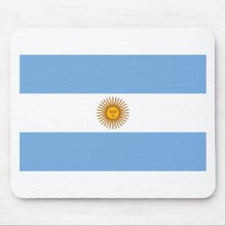 Flag of Argentina - Bandera de Argentina Mouse Pad