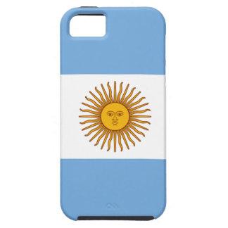 Flag of Argentina - Bandera de Argentina Tough iPhone 5 Case