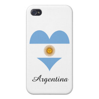 Flag of Argentina iPhone 4/4S Case