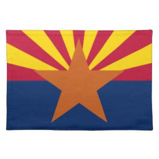 Flag Of Arizona Placemat