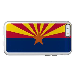 Flag of Arizona Silver iPhone Case Incipio Feather® Shine iPhone 6 Case