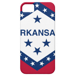 Flag Of Arkansas Barely There iPhone 5 Case
