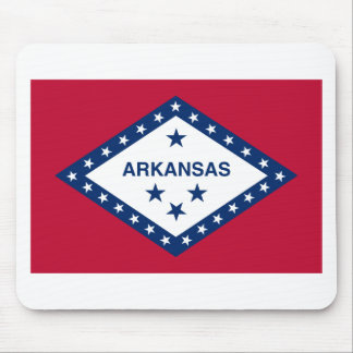 Flag Of Arkansas Mouse Pad
