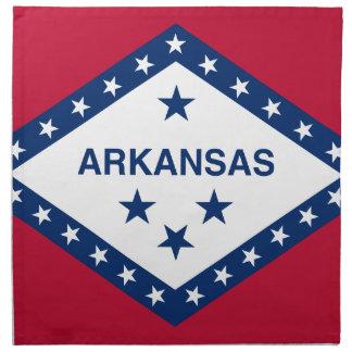 Flag Of Arkansas Napkin