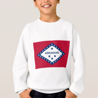 Flag of Arkansas Sweatshirt