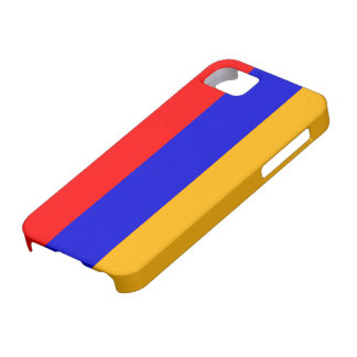 Flag of Armenia Barely There iPhone 5 Case