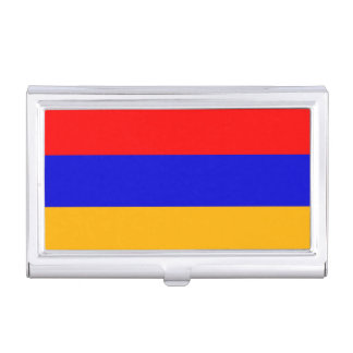 Flag of Armenia  Business Card Holder