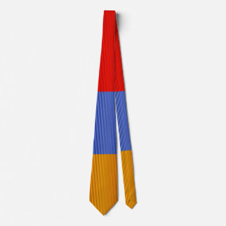 Flag of Armenia Tie Եռագույն