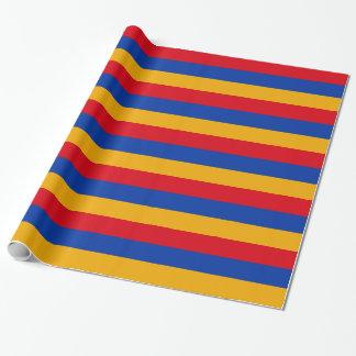 Flag of Armenia - Yeraguyn