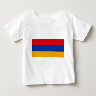 Flag of Armenia - Yeraguyn Baby T-Shirt