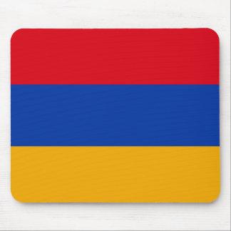Flag of Armenia - Yeraguyn Mouse Pad