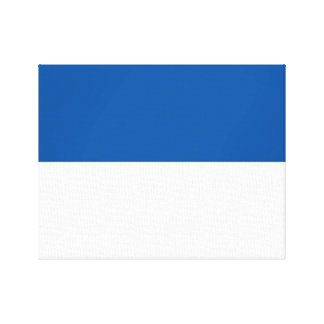 Flag of Assen Canvas Print