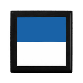 Flag of Assen Small Square Gift Box