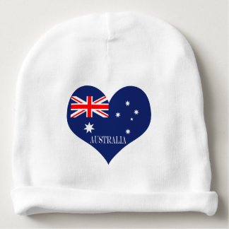 Flag of Australia Baby Beanie