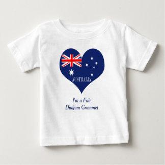 Flag of Australia Baby T-Shirt