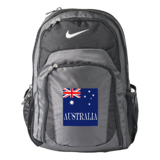 Flag of Australia Backpack