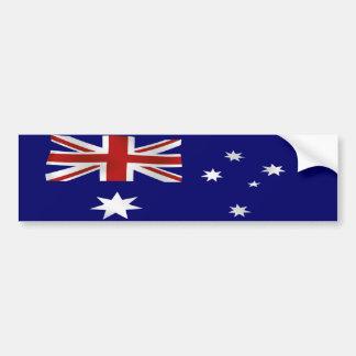 Flag of Australia Bumper Stickers
