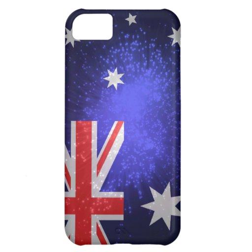 Flag of Australia iPhone 5C Cases