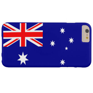 Flag of Australia Barely There iPhone 6 Plus Case