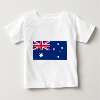 Flag_of_Australia_(converted) Baby T-Shirt