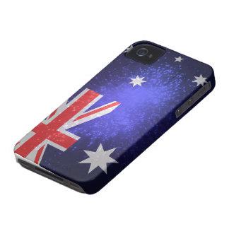 Flag of Australia iPhone 4 Case-Mate Case