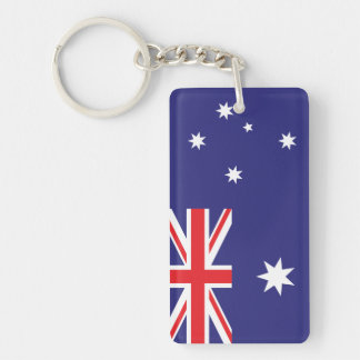 Flag of Australia Key Ring