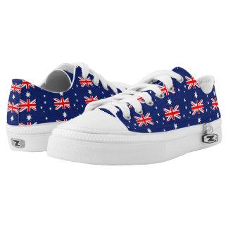 Flag of Australia Low Tops