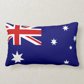 Flag of Australia Lumbar Cushion