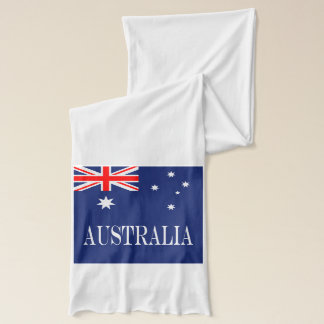 Flag of Australia Scarf