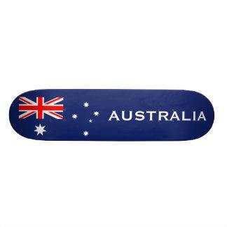 Flag of Australia Skate Deck
