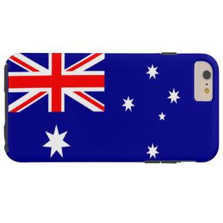 Flag of Australia Tough iPhone 6 Plus Case