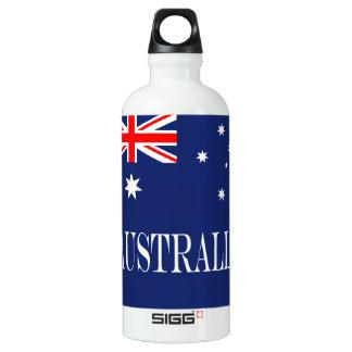 Flag of Australia Water Bottle