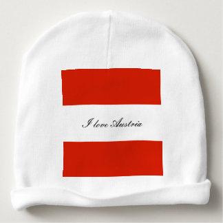Flag of Austria Baby Beanie