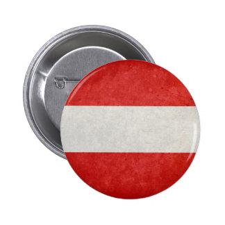 Flag of Austria Pinback Button